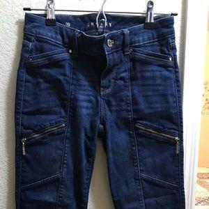 Whbm Skinny Ankle Jeans 00